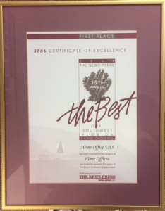 2006 News Press Best Of SWFL